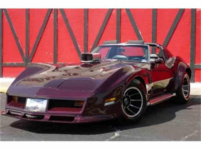 1973 Chevrolet Corvette | 1018124