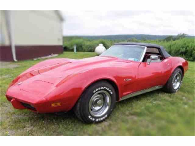 1975 Chevrolet Corvette | 1018130