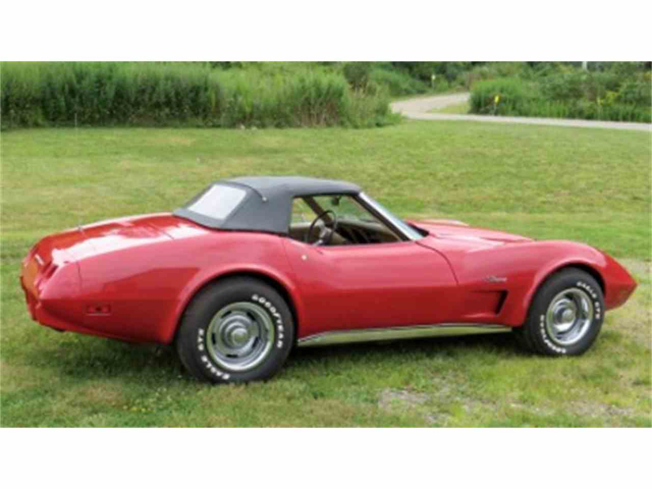 Large Picture of '75 Corvette - LTLE