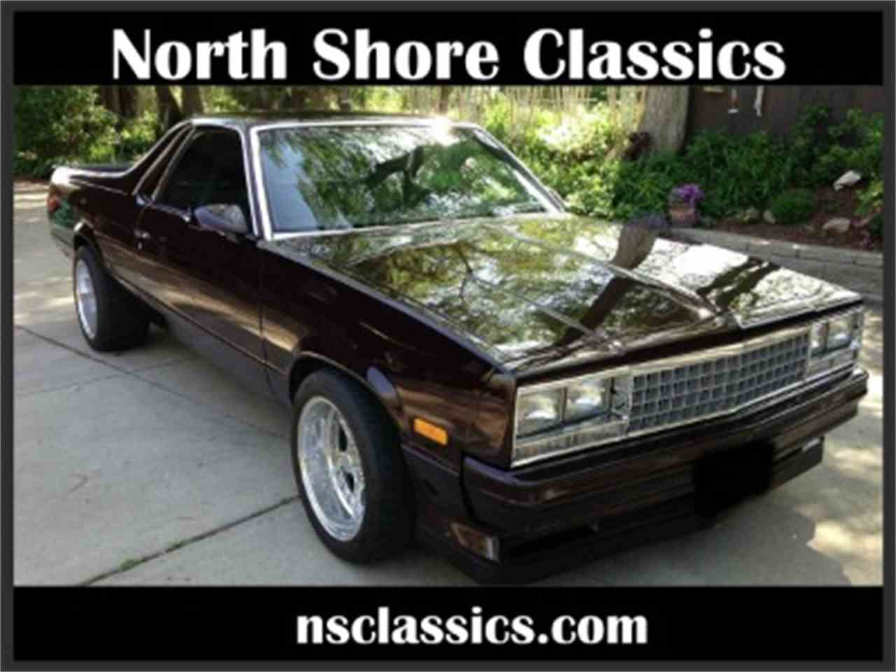 Large Picture of '83 El Camino - $19,500.00 Offered by North Shore Classics - LTLX