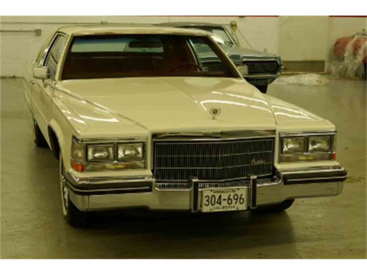 Large Picture of 1985 Cadillac Fleetwood Offered by North Shore Classics - LTM2