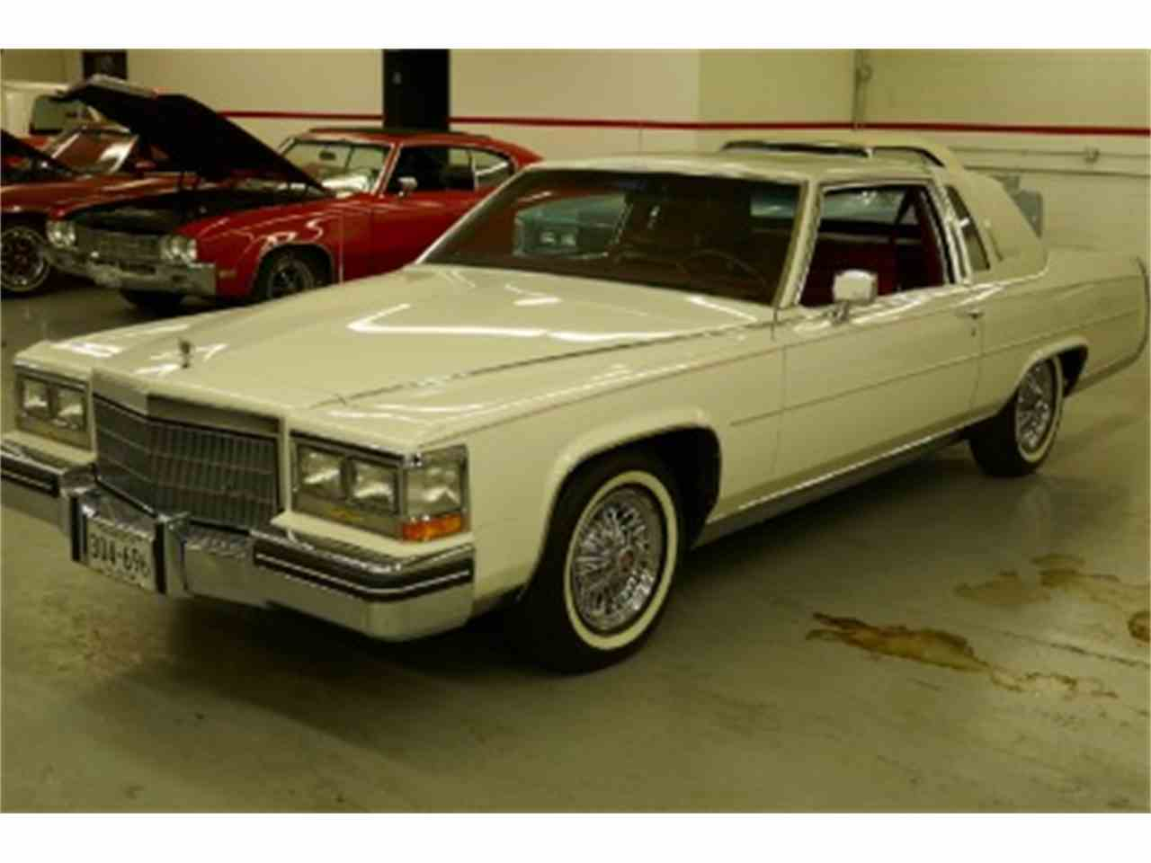 Large Picture of '85 Cadillac Fleetwood located in Illinois Offered by North Shore Classics - LTM2
