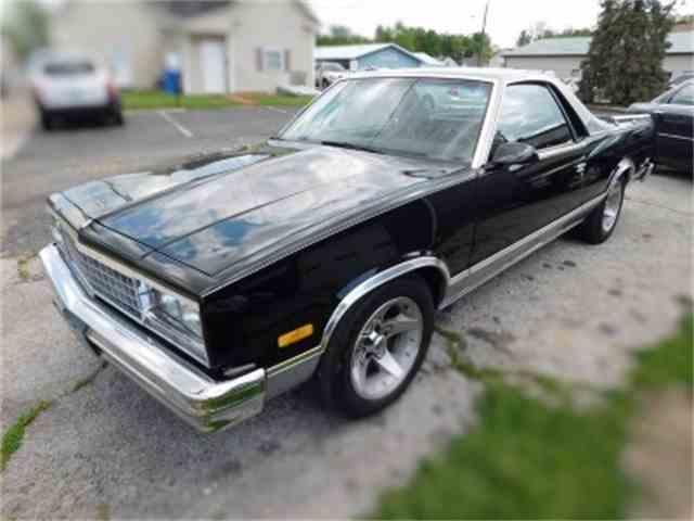 1987 Chevrolet El Camino | 1018160