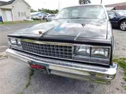 1987 Chevrolet El Camino for Sale - CC-1018160