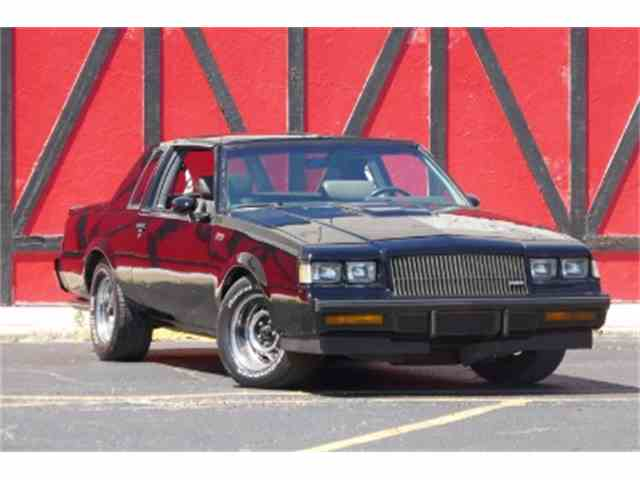 1987 Buick Grand National | 1018161