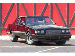 1987 Buick Grand National for Sale - CC-1018161