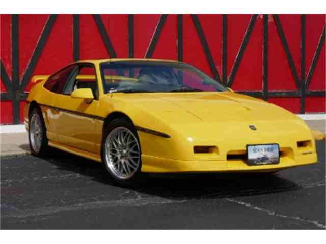 Picture of 1987 Fiero located in Palatine Illinois - LTMB
