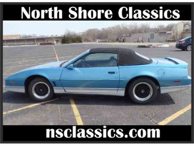1988 Pontiac Firebird Trans Am | 1018164