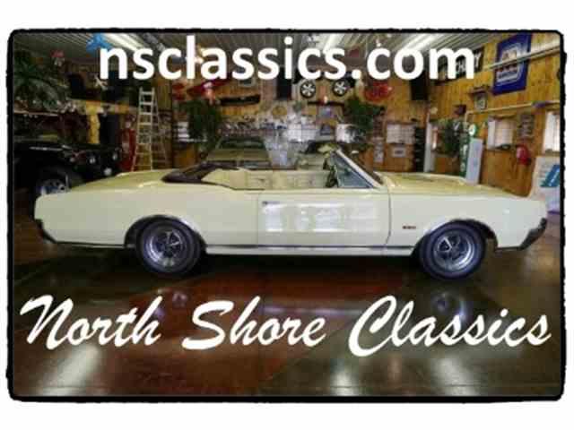 1967 Oldsmobile 442 | 1018165