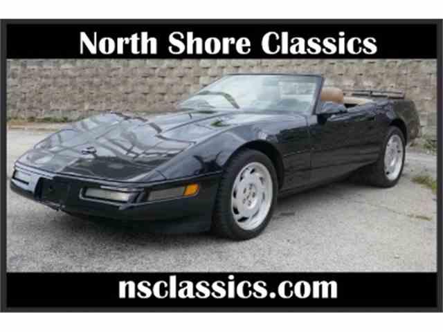 1992 Chevrolet Corvette | 1018167
