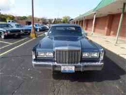 1987 Lincoln Town Car for Sale - CC-1018173