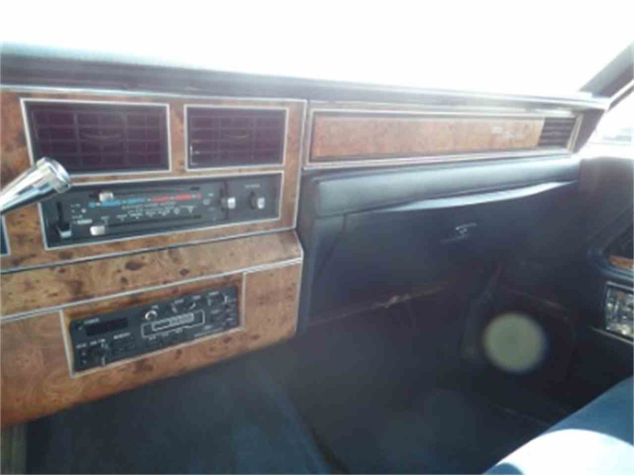 Large Picture of '87 Town Car - LTML
