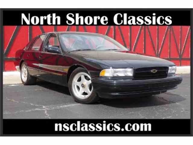 1996 Chevrolet Impala | 1018174