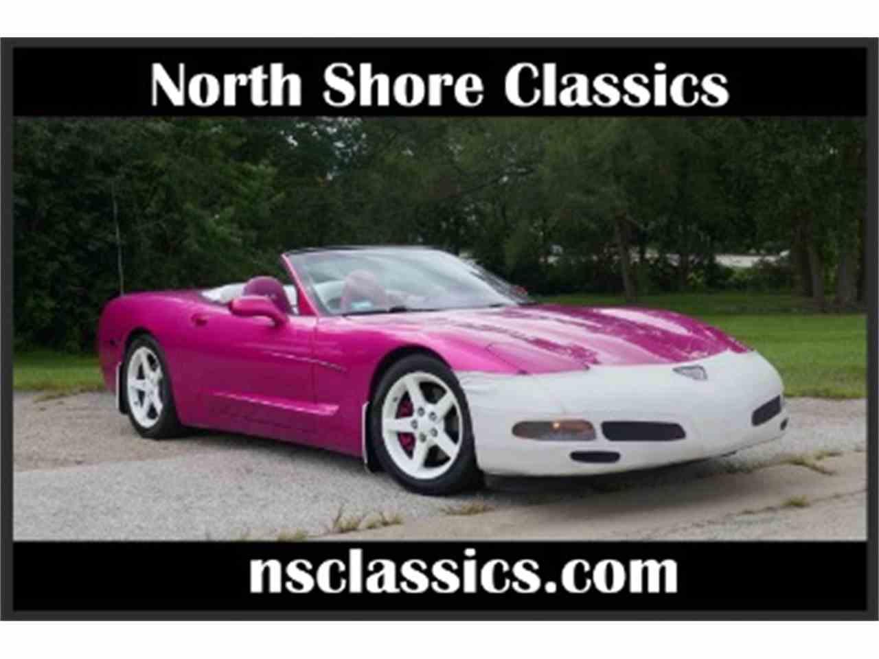 1998 Chevrolet Corvette for Sale - CC-1018178