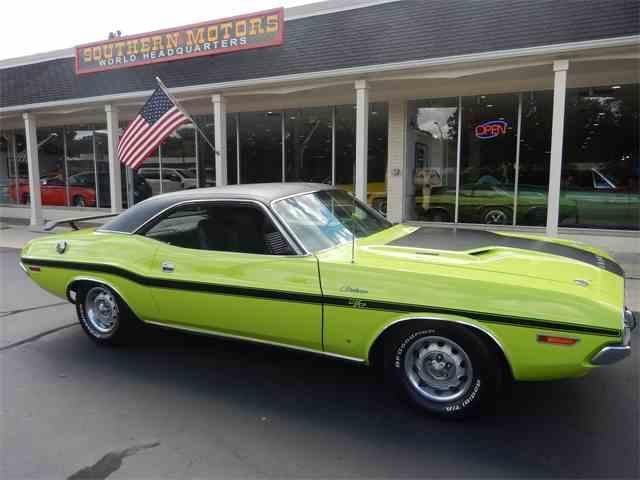 1970 Dodge Challenger | 1018184