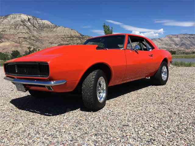 Chevrolet Camaro For Sale On Classiccars Com Available