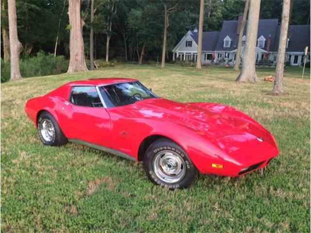 1974 Chevrolet Corvette | 1018189