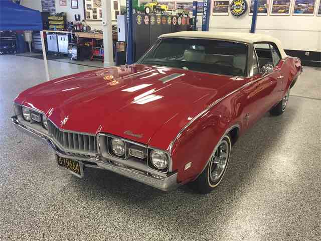 1968 Oldsmobile Cutlass | 1018192