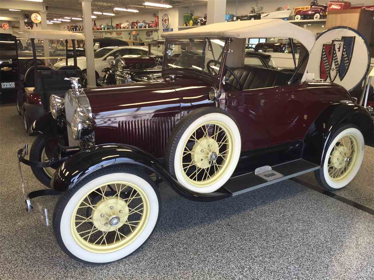 Large Picture of Classic 1929 Model A Auction Vehicle - LTN5