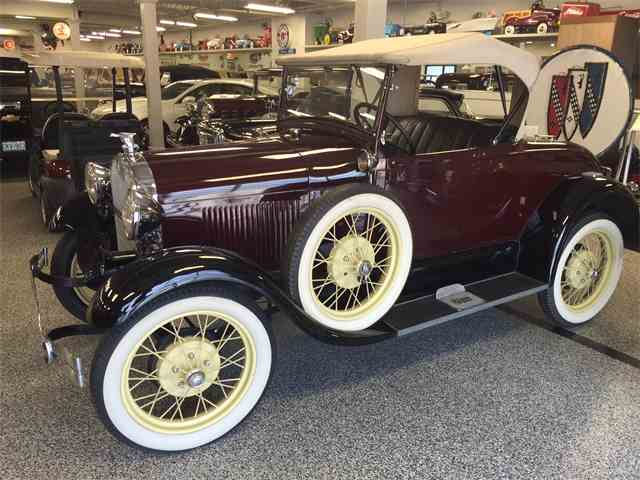 1929 Ford Model A | 1018193