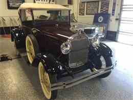 Picture of Classic 1929 Ford Model A Offered by Smith Auctions LLC - LTN5