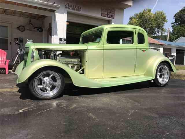 1934 Hudson Essex | 1018199