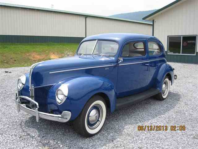 1940 Ford Deluxe | 1018205