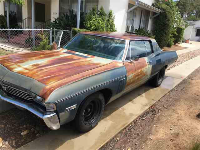 1968 Chevrolet Impala SS427 | 1018210