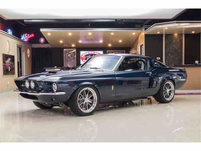 1967 Ford Mustang Fastback Pro Touring | 1018226