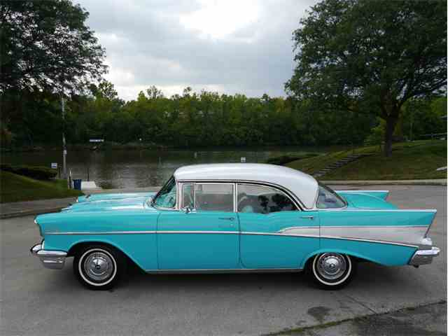 1957 Chevrolet Bel Air | 1018232