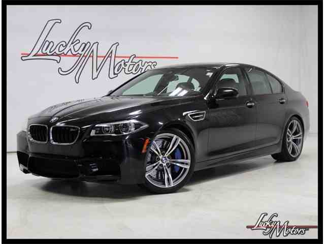 Classic BMW M5 for Sale on ClassicCarscom  8 Available