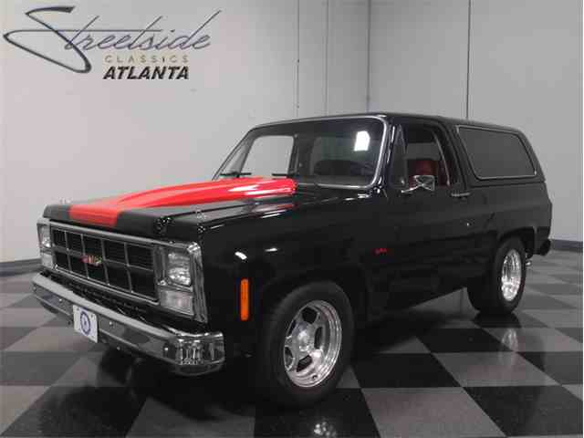 1980 Gmc Jimmy Restomod | 1018241