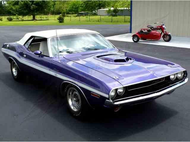 1970 Dodge Challenger R/T | 1018249
