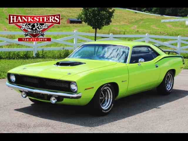 1970 Plymouth Barracuda | 1018250