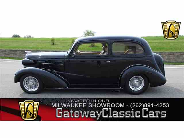 1937 Chevrolet 2-Dr Coupe | 1018253