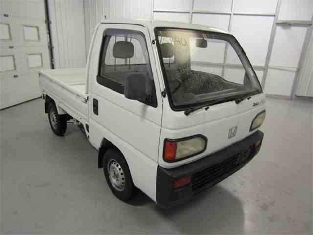 1991 Honda ACTY | 1018256