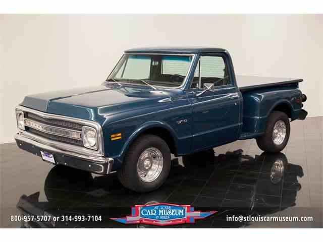 1970 Chevrolet C10 | 1018257
