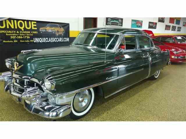 1953 Cadillac Series 62 | 1018261