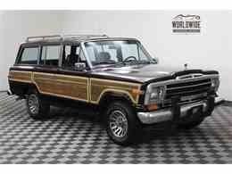 1990 Jeep Wagoneer for Sale - CC-1018262