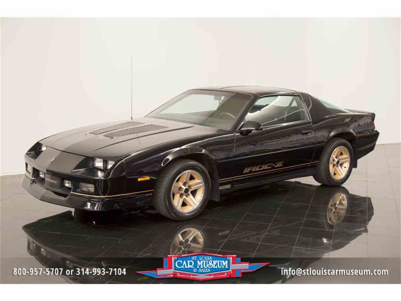 Large Picture of 1985 Camaro IROC Z28 Offered by St. Louis Car Museum - LTP4