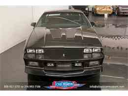 Picture of '85 Chevrolet Camaro IROC Z28 Offered by St. Louis Car Museum - LTP4