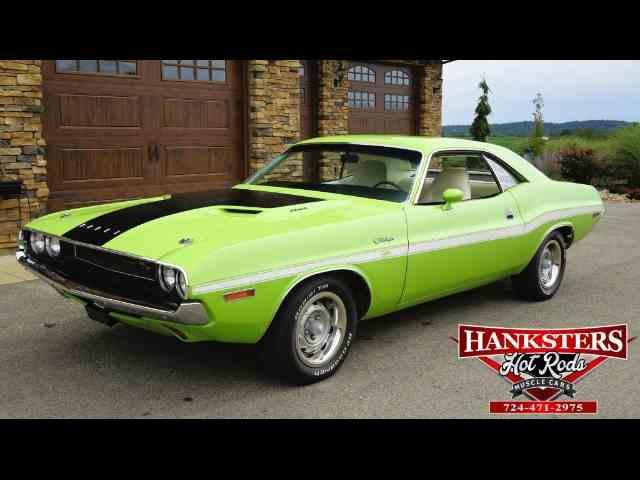 1970 Dodge Challenger | 1018267