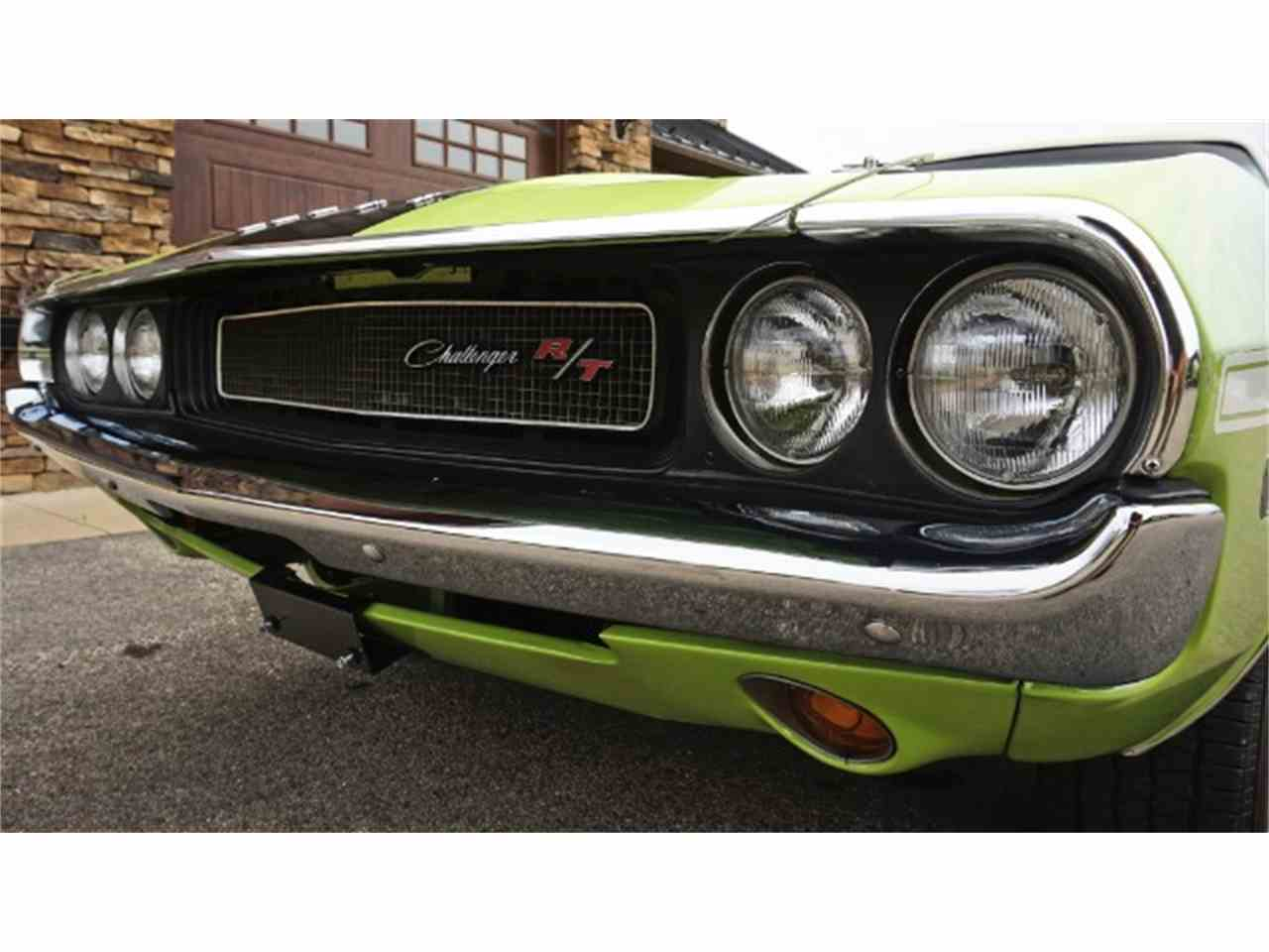 Large Picture of '70 Challenger - LTP7