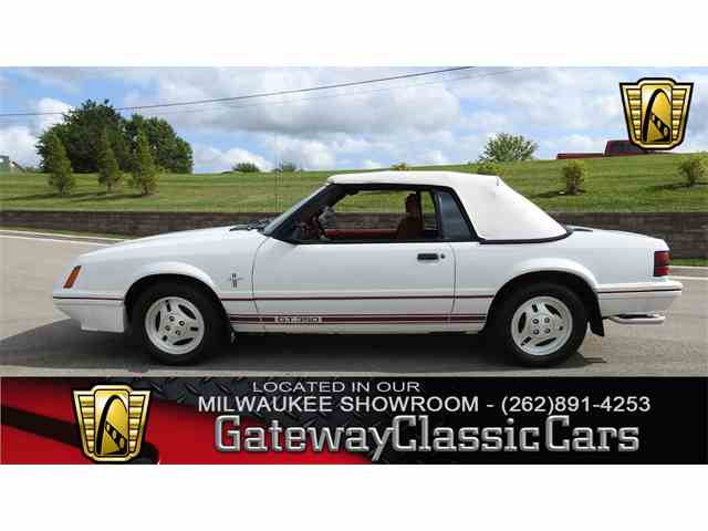 Picture of '84 Ford Mustang located in Kenosha Wisconsin - $12,595.00 - LTP8