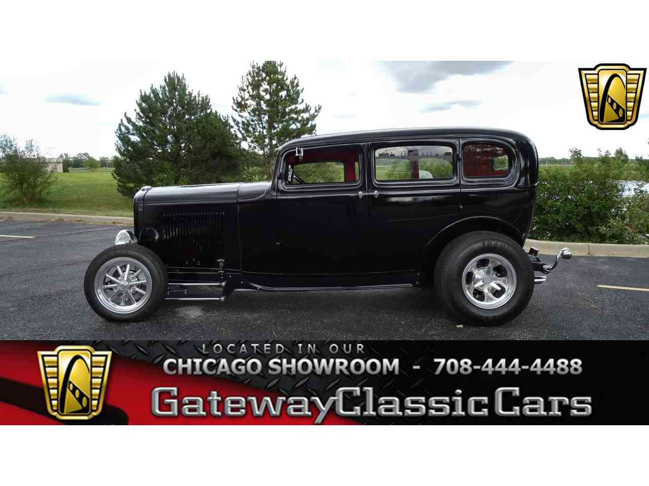 Large Picture of '32 4-Dr Sedan located in Crete Illinois - $73,000.00 - LTPB