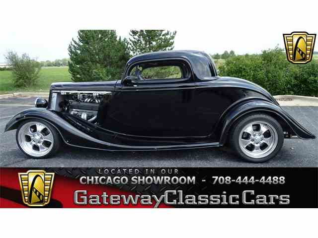 1934 Ford 3 Window | 1018273