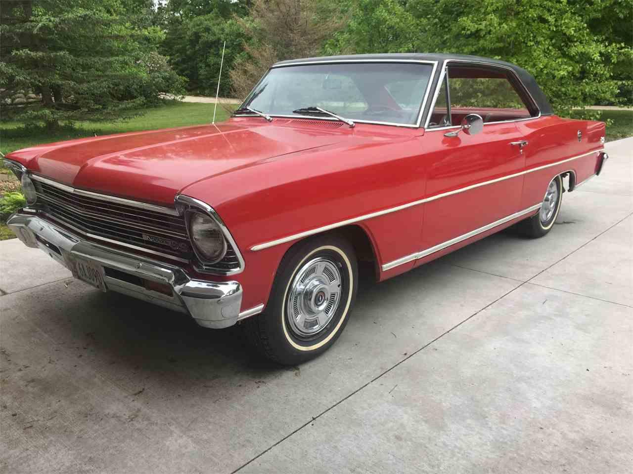 1967 Chevrolet Nova SS for Sale - CC-1018276