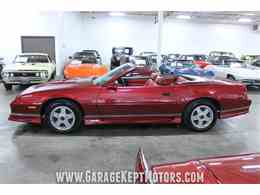 1991 Chevrolet Camaro Z28 for Sale - CC-1018278