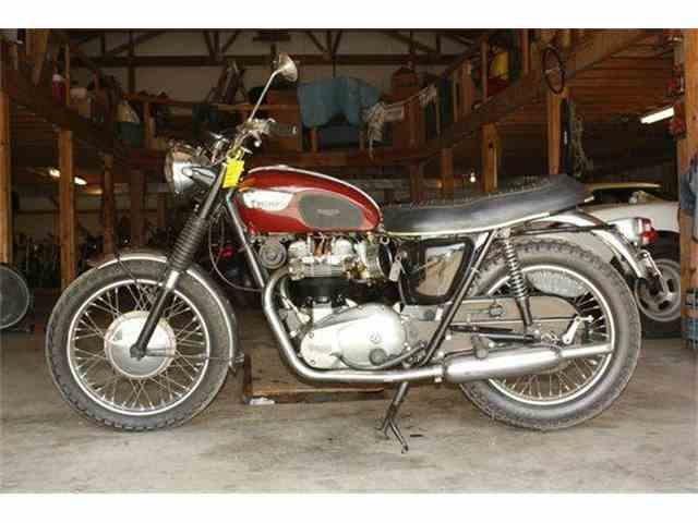 1967 Triumph Bonneville | 1010828
