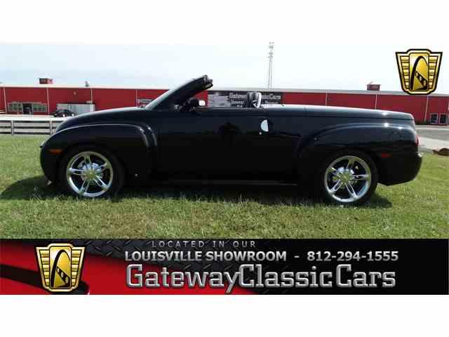2006 Chevrolet SSR | 1018290